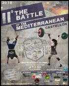 Castellón acogerá la 2ª edición de The Battle of the Mediterranean