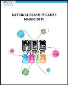 National Erasmus Games Madrid promueven el deporte inclusivo