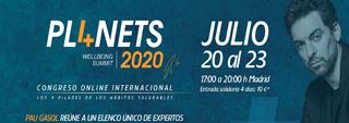 La Gasol Foundation organiza el primer PL4NETS Wellbeing Summit