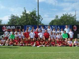 Regresa el Milan Junior Camp